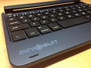 [iPad mini][Bluetoothキーボード]iPad miniのBluetoothキーボードがやってきたので開封の儀を行ってみた件
