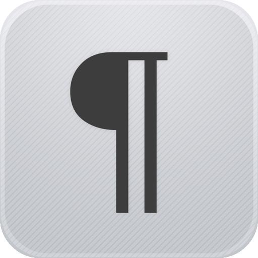[iPhone][アプリ]とても使いやすいシンプルでシックなメモ帳を見つけた件