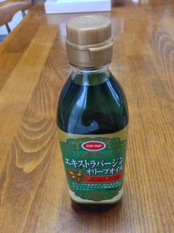 [健康][オリーブオイル]食パンにエキストラバージンオリーブオイルがとってもあう件