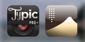 [iPhone][アプリ]お洒落な文字入り写真作成アプリがお買い得な件