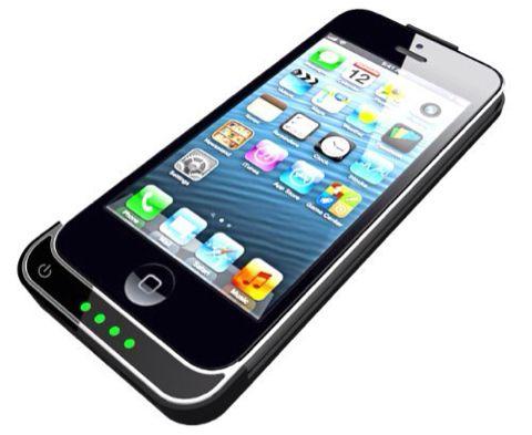 [iPhone][ケース]iPhone 5用バッテリーケースが気になってたので注文してみた件