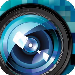 [iPhone][アプリ]iPhoneで簡単に花火合成画像を作る方法