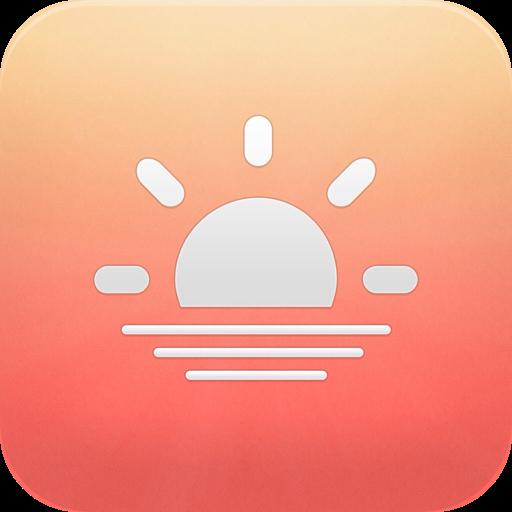 [iPhone][アプリ]気持ちいいカレンダー「Sunrise」は楽しくて軽快過ぎてヤバイ