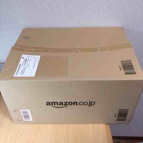 Amazonダンボール