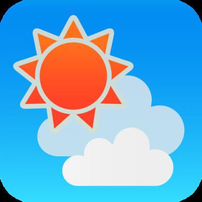 [iPhone][そら案内]そら案内ユーザー!Facebookで過去の天気を調べたら予想以上に快適だった件