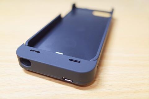[iPhone][ケース]iPhone用モバイルバッテリーケース「cheero Power Case for iPhone 5/5S」が届いたのでとりあえず開封の儀