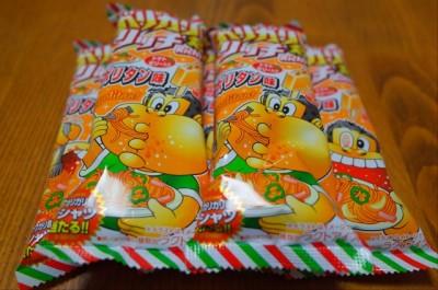 [ガリガリ君]3月25日はうわさの「ガリガリ君リッチナポリタン味」発売!早速食してみた件