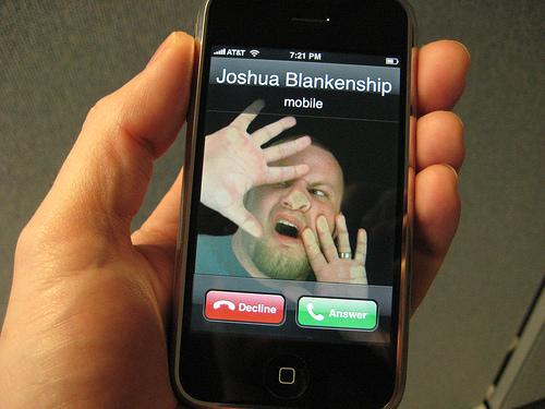[iPhone][Tips]これで解決!auには発信者番号通知が設定がなくても非通知でかけられます