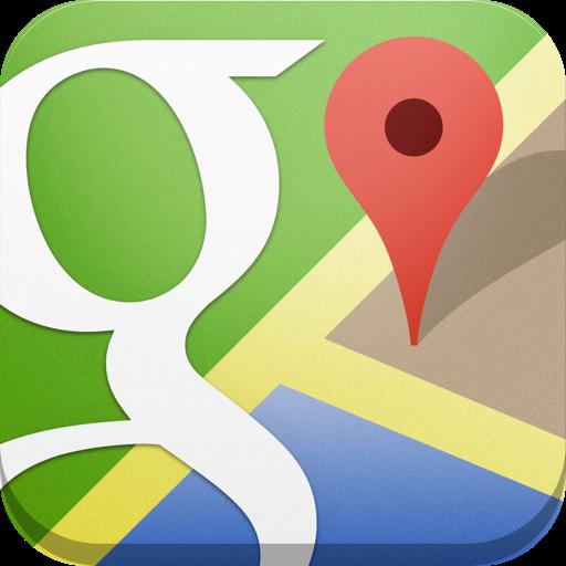 [iPhone][アプリ]Google Mapsのメジャーアップデートで更に見やすく使いやすくなったよ