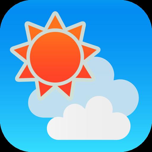 [iPhone][アプリ]愛用天気予報アプリ「そら案内」がさらに使いやすくなったよ