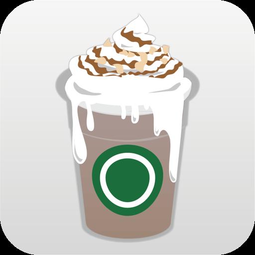 [iPhone][アプリ]ネーミングどおり!スタバの呪文を噛むことなくスムーズに唱えてくれる秀逸アプリでスタバも怖くない