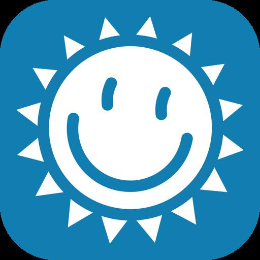 [iPhone][アプリ]期間限定「YoWindow 天候」300円が無料!雰囲気・見た目いい感じの天気アプリ