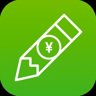[iPhone][アプリ]家計簿アプリ「Zaim」に連動して手軽に入力できる「QuickZaim」がいい感じ