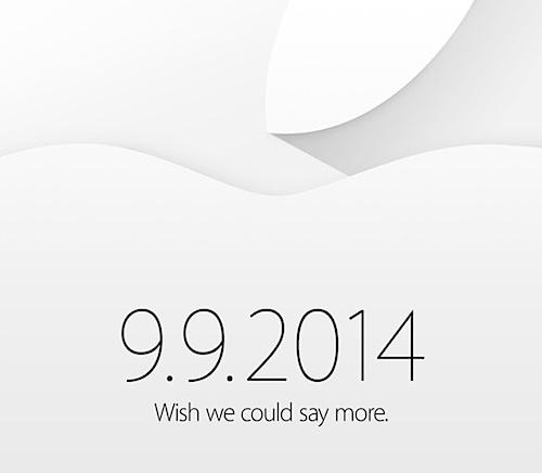 [Apple][iPhone]アップル新製品イベントが9月9日に決定!どんな内容になるのか今からワクワク