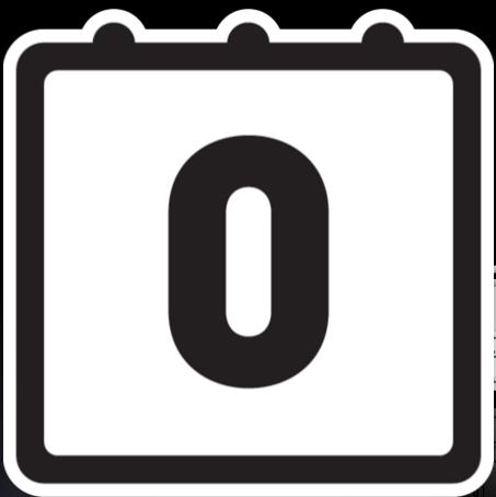 [Mac][アプリ]「Day-0」なるアプリはメニューバーに表示される時計がなかなかいけてる件