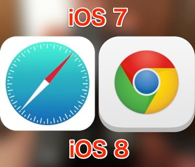 [iPhone][iOS8]2大ブラウザSafariとChromeで開きすぎたタブを一気に閉じる方法を調べてみたよ
