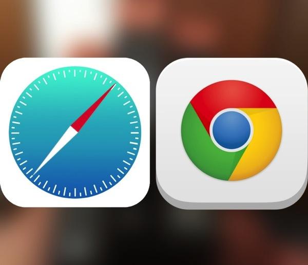 [iPhone][アプリ]2大ブラウザSafariとChromeの開きすぎたタブを一気に気持ちよく閉じる一つの方法