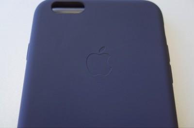 [iPhone][ケース]iPhone 6 Plus発売前9月12日に注文したApple純正シリコンケース(ブラック)が届いたよ(写真多め)