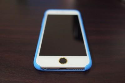 [iPhone][アクセサリー]Touch ID保護シール貼り付け後もしっかり指紋認証ができたよ