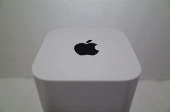 [Apple]買って良かった「AirMac Time Capsule(2TB)」爆速接続速度に驚愕!(写真多め)