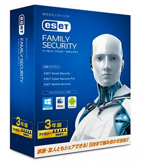 [Mac][ウィルス]iMac用に新規契約した「ESET Cybersecurity」アンチウィルスソフトの自動更新を解除した件
