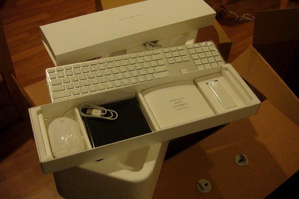 [Apple]片手で効率的にMagic TrackPadを操作する一つの方法