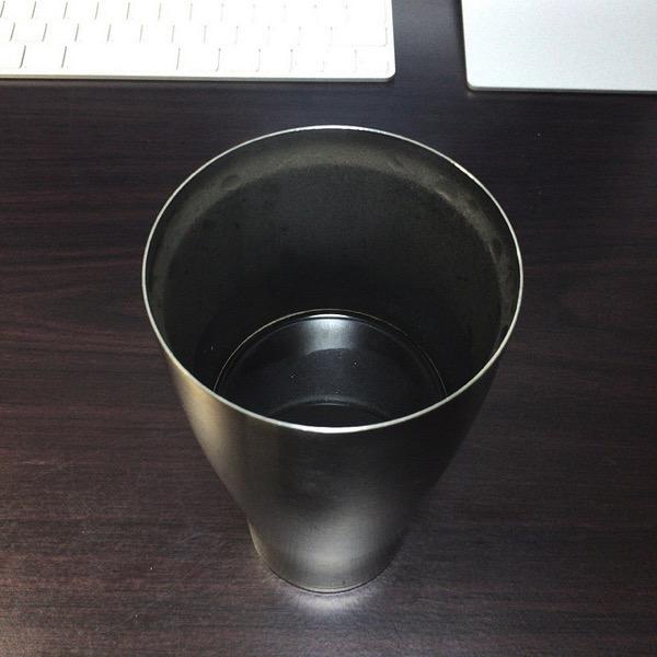 [THERMOS]これはいい!真空断熱タンブラーは夏だけじゃなく 冬にも温かい飲み物が保温できるんだ!