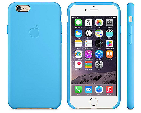 iPhone Silicon Case-1