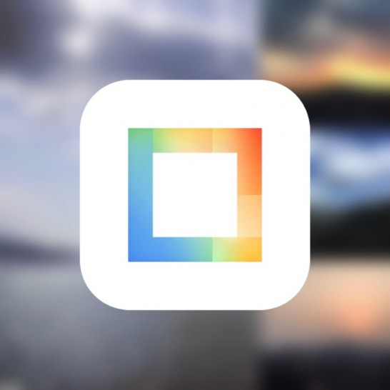 [iPhone][アプリ]Instagramの姉妹アプリ自動写真コラージュ「Layout」が簡単で楽しい