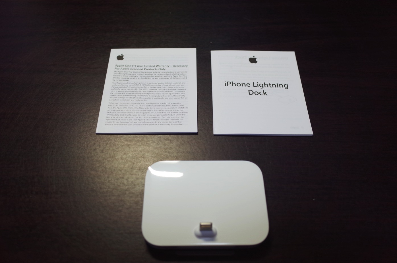 iPhone Lightning Dock-4