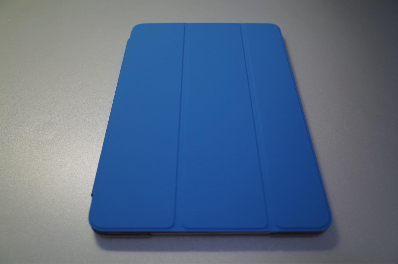 iPad mini 4に装着-1