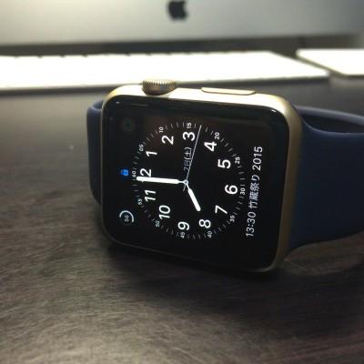 [Apple]「Apple Watch」のお気に入りの文字盤にはこんな情報を表示してカスタマイズしてますよ
