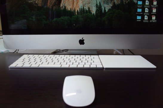 [Apple]最初の印象と違う Magic Keyboard、Magic Trackpad2、Magic Mouse 2を1ヶ月使い倒しての感想