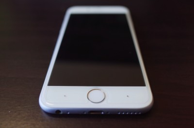 [iPhone]人柱シリーズ!ワンハンドタッチボタン付き液晶保護ガラス iPhone6/6s・iPhone6 Plus/6s Plus 用を買ってみたよ
