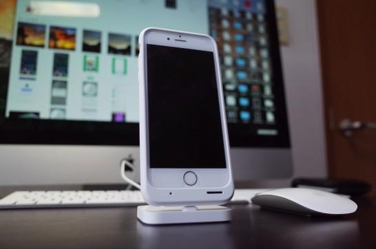 [Apple]iPhoneバッテリーが残り少ないときも安心してスマートに外出できるのがありがたい