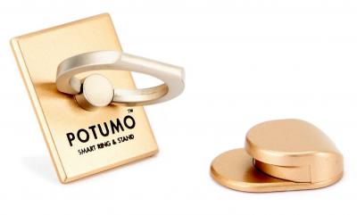 [iPhone]Amazonで購入!専用ホルダー付きバンカーリング(The Ring by potumo)が約80%引きで600円だから2つ買っちゃいました
