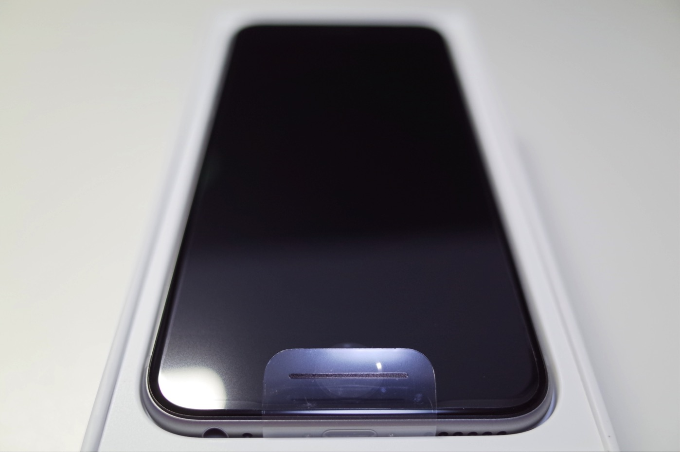 [iPhone]遅ればせながらSIMフリーiPhone 6sデビュー!早速開封の儀を行ったが!