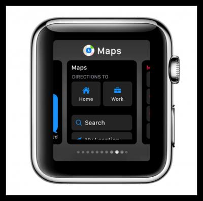 [AppleWatch]Apple Watch で Dock を使って App を快適に切り替える一つの方法