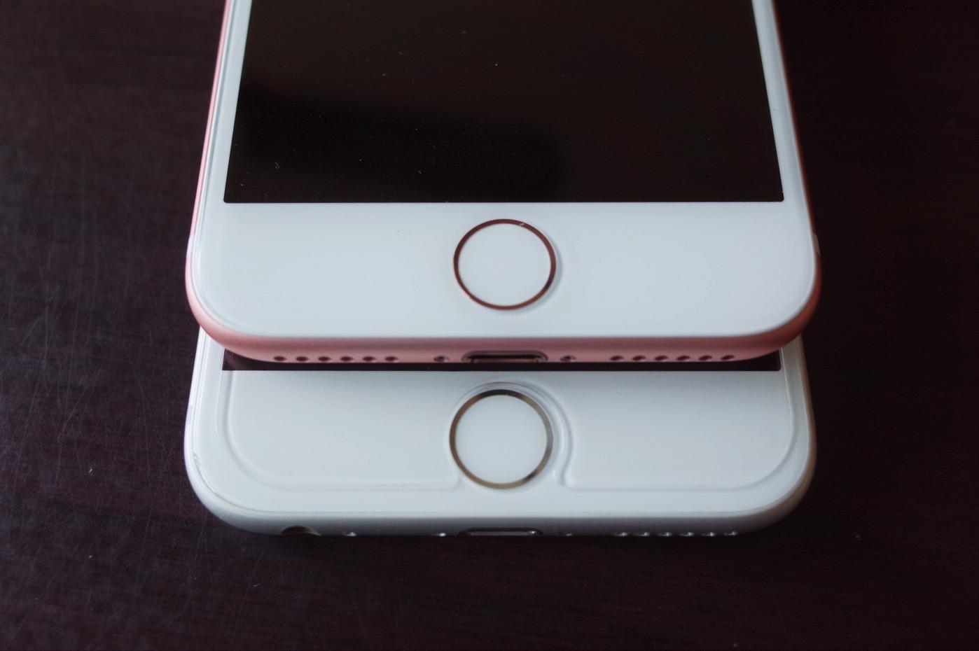 iPhone 7 &iPhone 6 -7