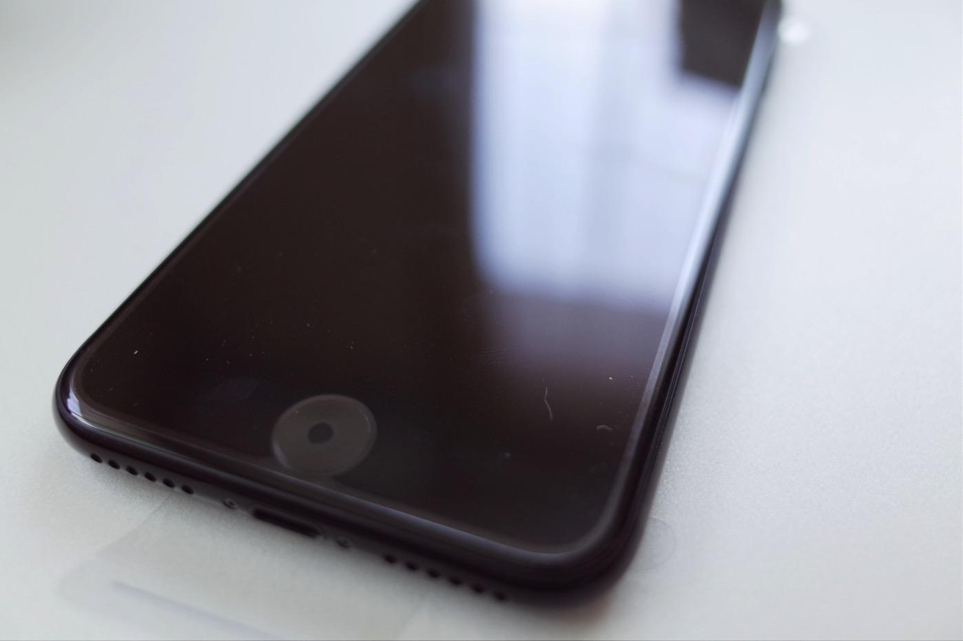 iPhone 7 ジェットブラック 256GB-9