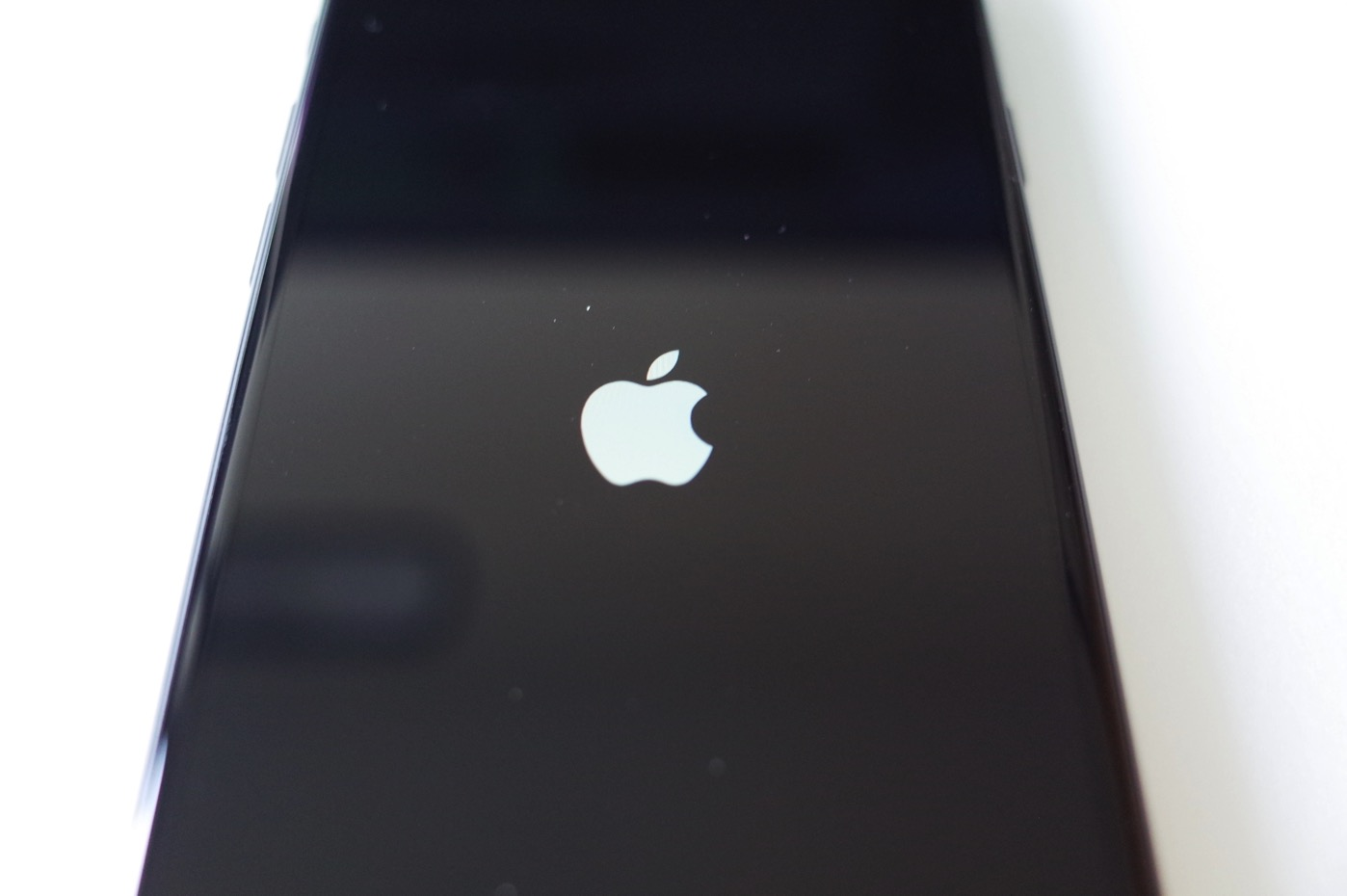 iPhone 7 ジェットブラック 256GB-8