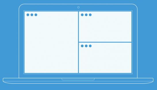 [Mac]一瞬にして画面を並べられるアプリMagnet(マグネット)が期間限定80%OFFだったので買ってみたよ