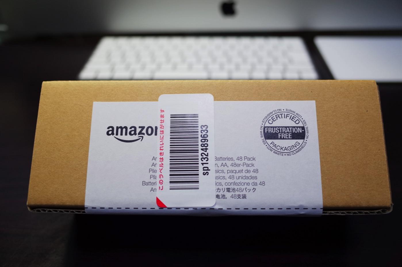 Amazon電池-1