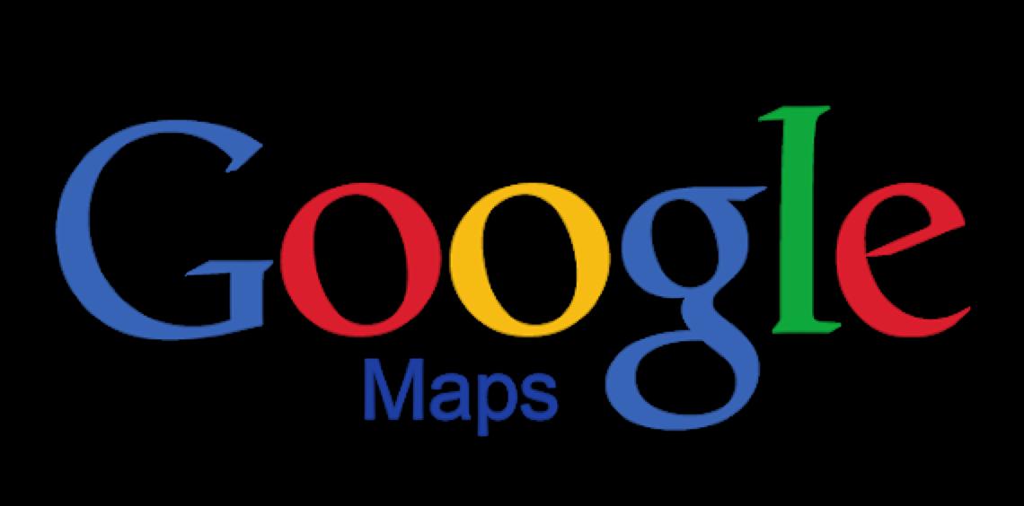 [iPhone]スマホ用Google Mapsの移動が2本指ドラッグで快適環境になりました