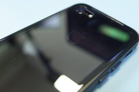 [iPhone]人柱になってみるiPhone 7 ジェットブラック専用 背面クリアガラス×アルミバンパーを買ってみたよ