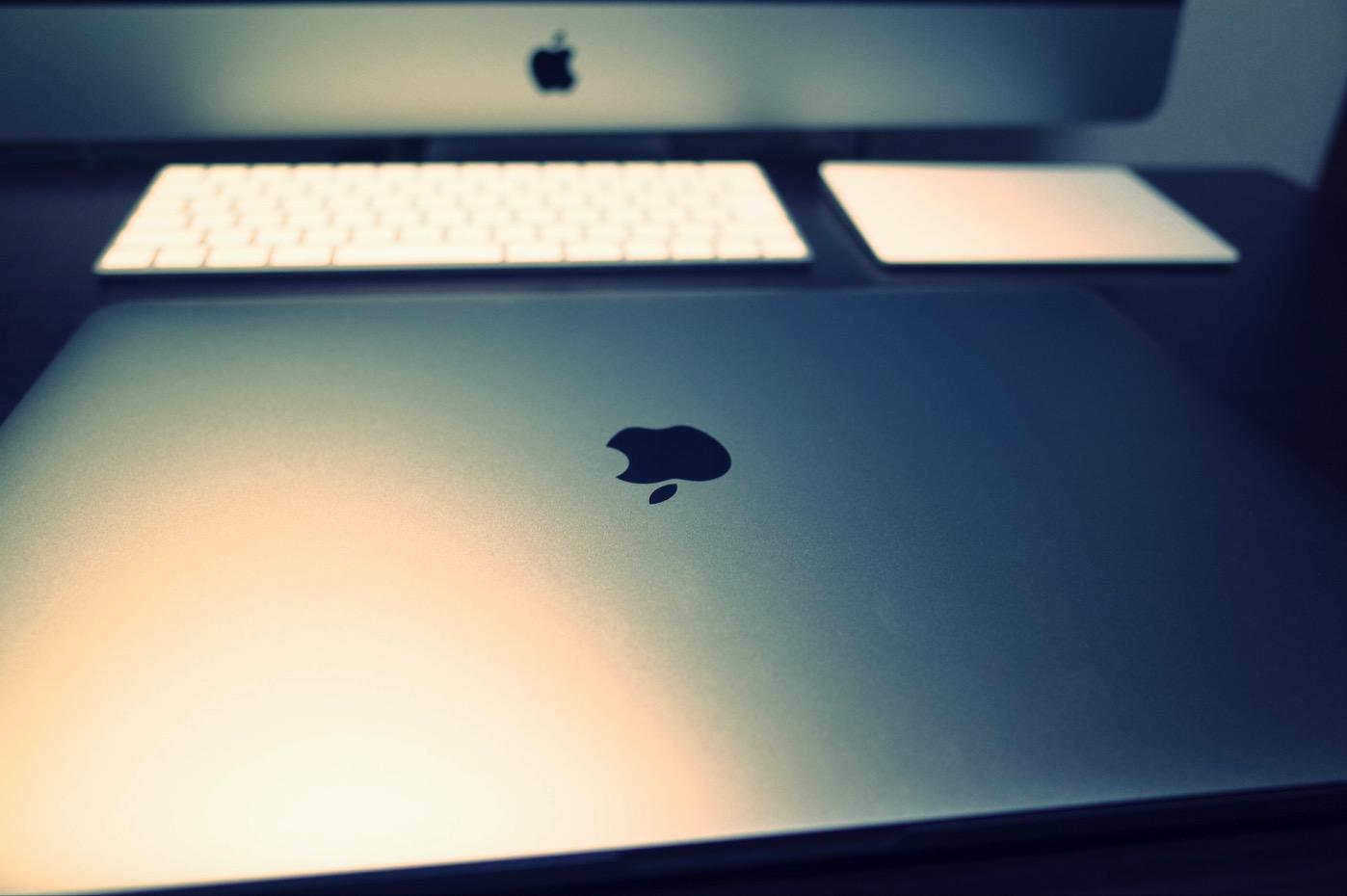 [Mac]これは便利!感圧タッチトラックパッドで「3 本指のドラッグ」を有効にする方法