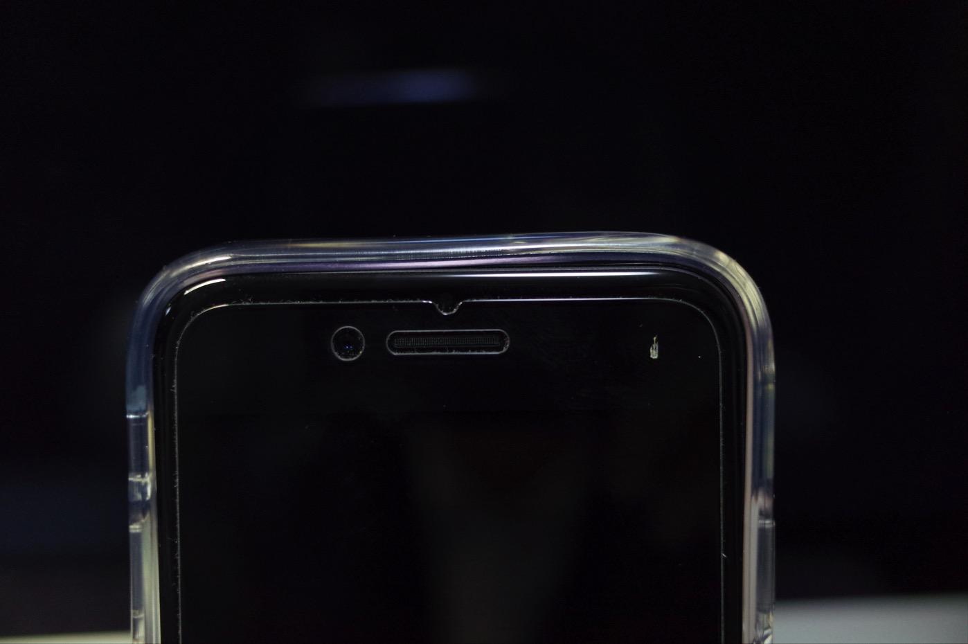 [iPhone]ジェットブラック用ケースと思って購入したところ非対応でした。が、作りがイマイチだったので返品させていただきました
