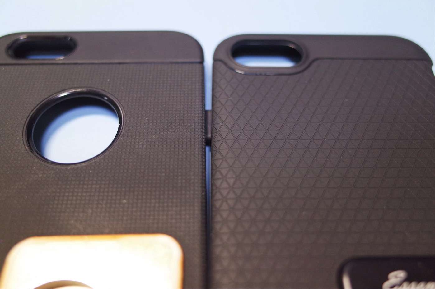 【Spigen】 iPhone7 ケース, ネオ・ハイブリッド [ 米軍MIL規格取得 二重構造 バンパー ] アイフォン 7 用 カバー (iPhone7, ガンメタル)-9