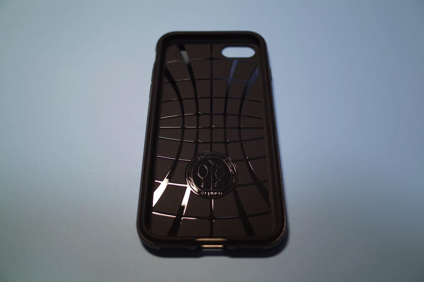 iPhoneケース「ネオ・ハイブリッド米軍MIL規格取得 二重構造バンパー」-4