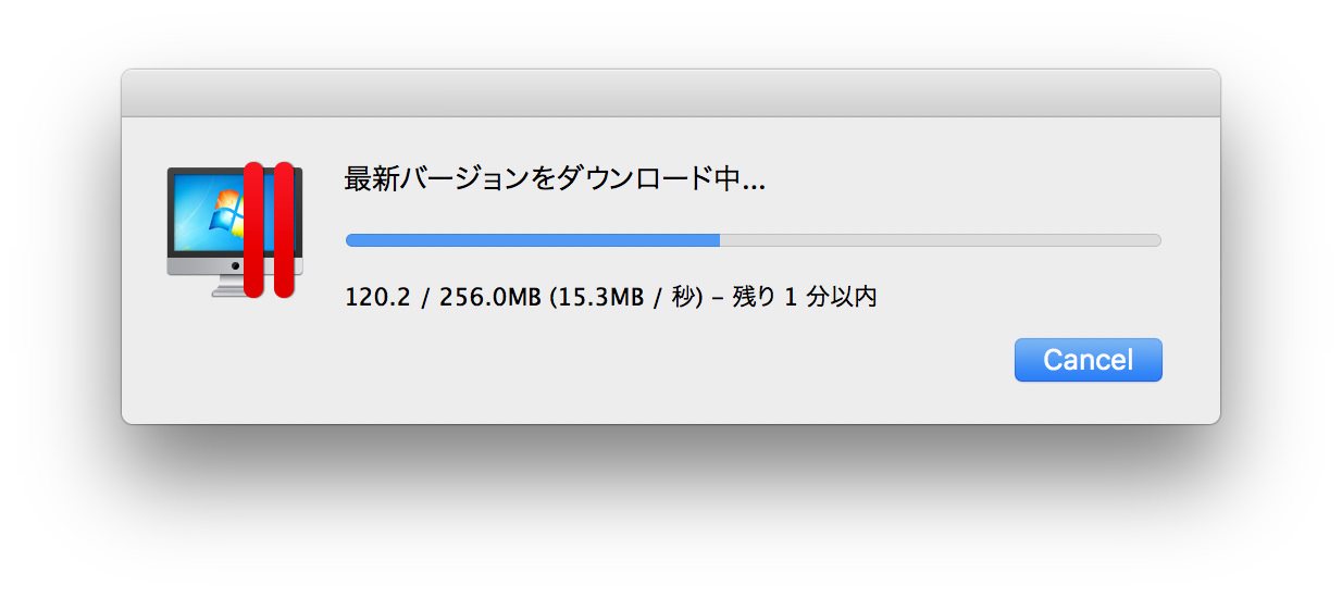 Parallels Desktop for Mac−7